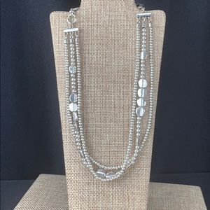 Lucky Brand Silver Necklace
